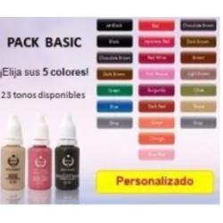 Pack Personalizado 5...