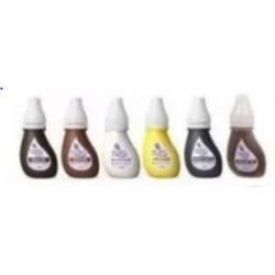 Pigmentos Homologados Cejas